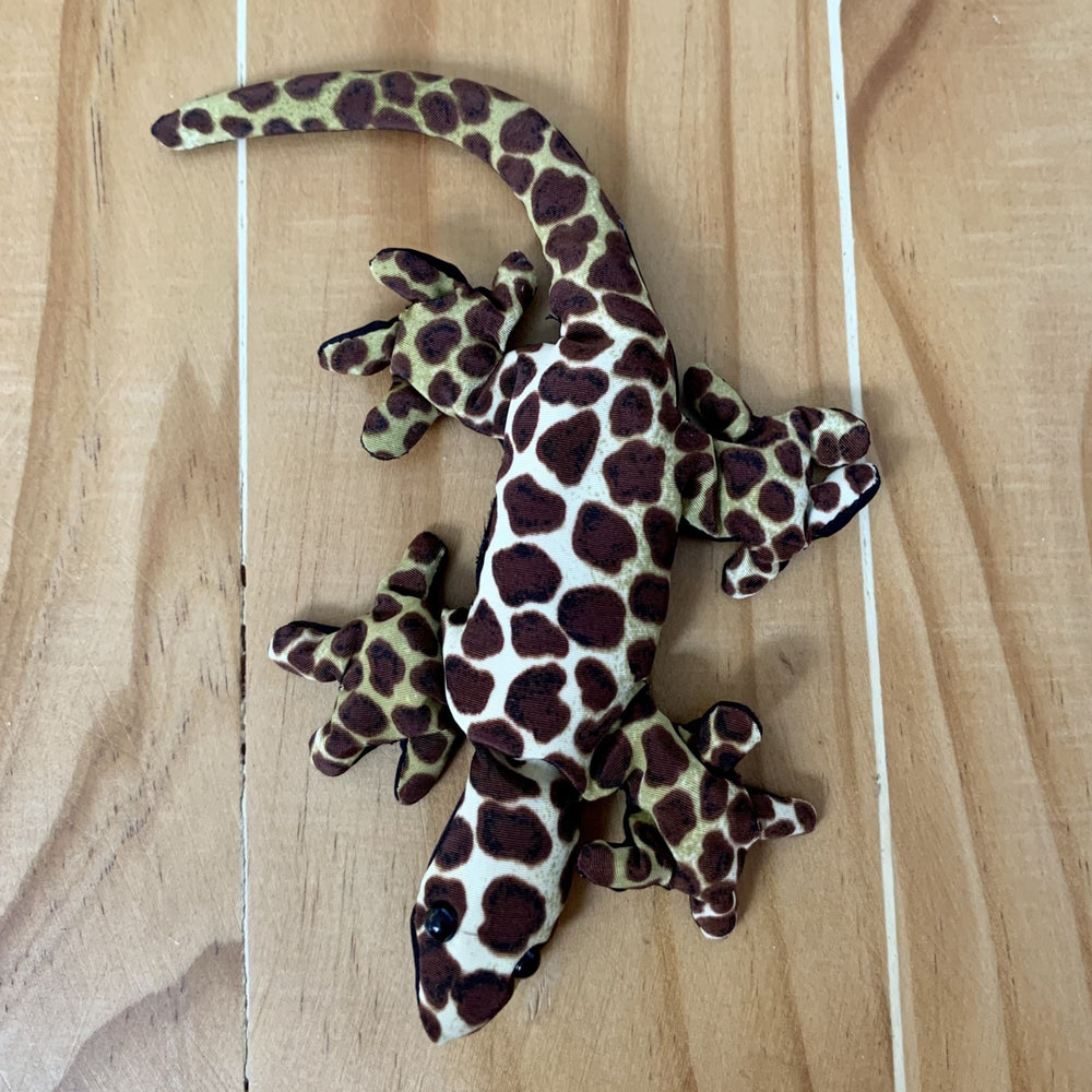 Pocket Pals ~ Gecko (Small) - Peaceful Lotus - weighted blankets - acupressure - better sleep - sensory processing disorder - adhd - special needs - calm anxiety