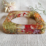 Metanical Bangle - Large Square