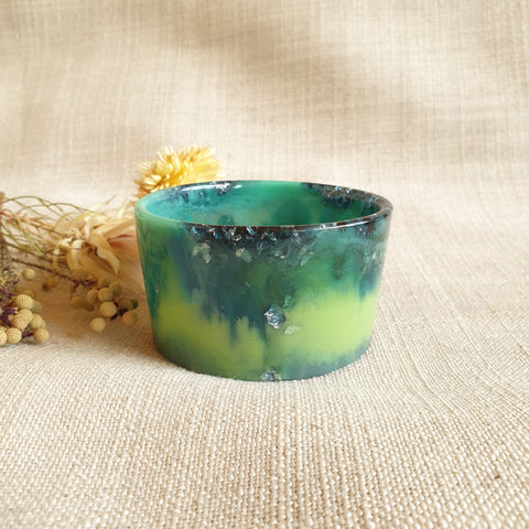 SALE Bowl - Small - Greens