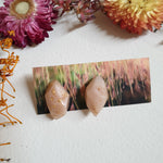 FUNDRAISER Nugget Studs - Ivory