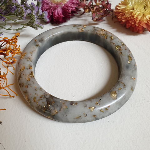 FUNDRAISER Bangle - Grey