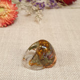 Metanical Ring - Bauble Oval Size US 7