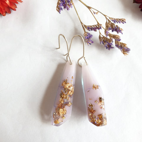 Shard Earrings - Pastel Unicorn
