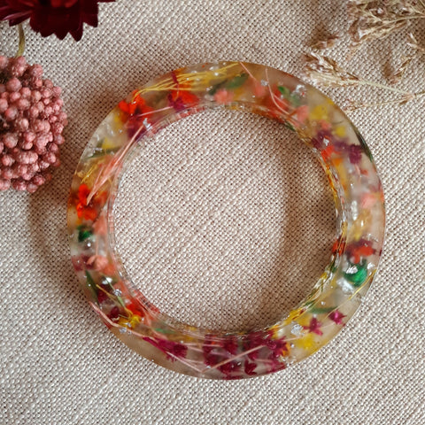 Metanical Bangle - Frosted Hoop