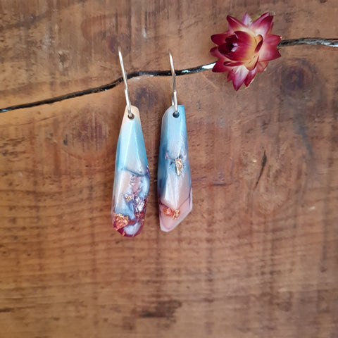 Shard Earrings - Unicorn