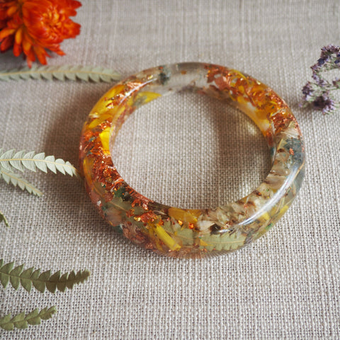 Metanical Bangle - Round Offset