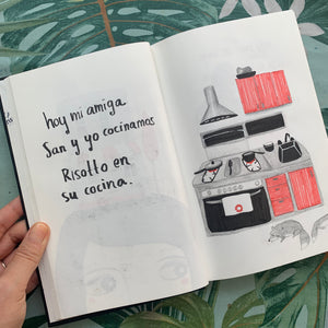 La belleza de lo ordinario. Journaling y sketchbook