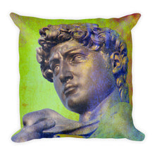 "Load image into Gallery viewer, ""David"" Premium Pillow"