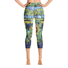 "Load image into Gallery viewer, Stan Street ""Summer"" Yoga Capri Leggings"