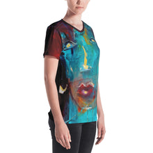 "Load image into Gallery viewer, Women's Stan Street ""Primitive"" V-neck"