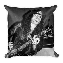 "Load image into Gallery viewer, Katie Hildreth ""Eric Sardinas"" Premium Pillow"