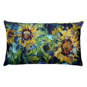 "Stan Street ""Summer"" Premium Rectangular Pillow"