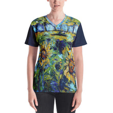 "Load image into Gallery viewer, Women's Stan Street ""Summer"" V-neck"