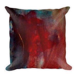 "Stan Street ""Primitive"" Premium Pillow"