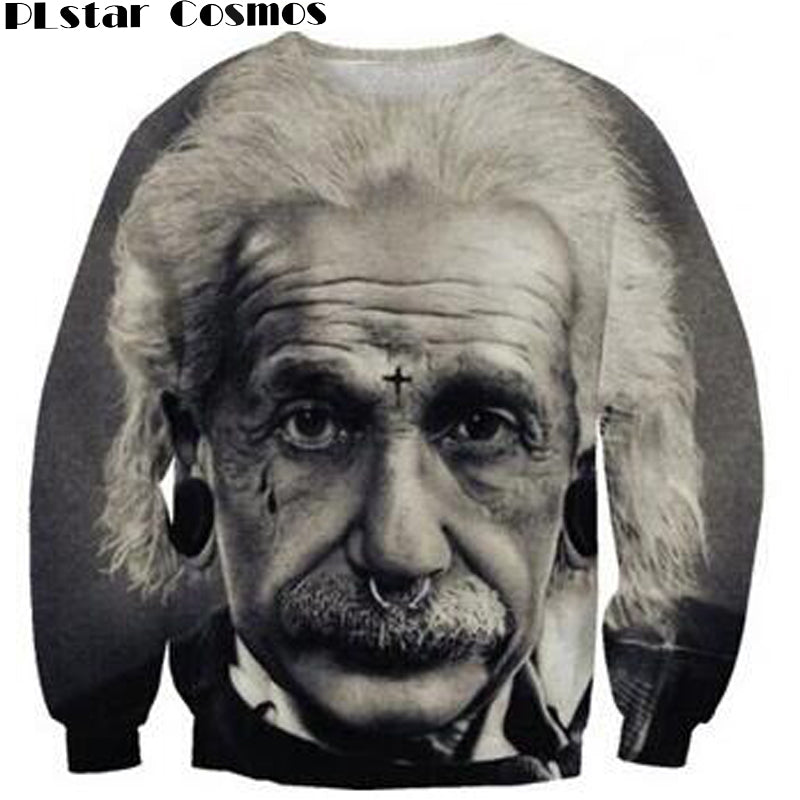 2018 Albert Einstein Sweatshirt