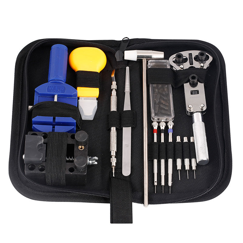 14 /16 pieces Watch Repair Tool Kit