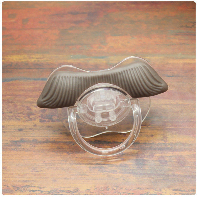 2018 Baby Silicone Funny Shaped Pacifiers