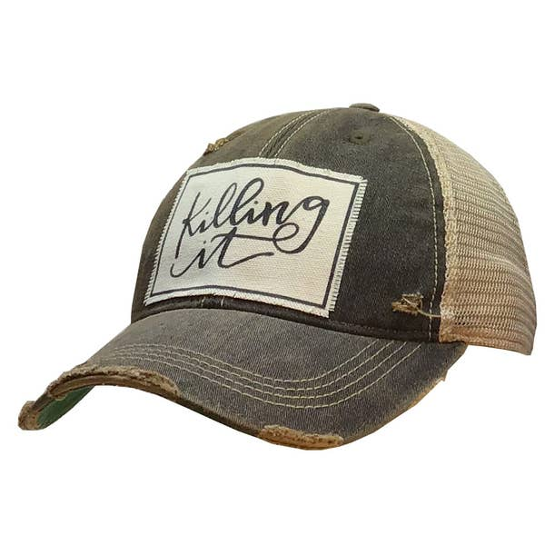 Killing It Trucker Cap