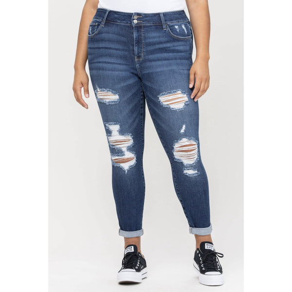 Luna Distressed Jeans