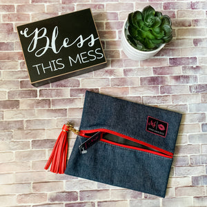 Makeup Junkie Blue Jean-Two Sweet Berries