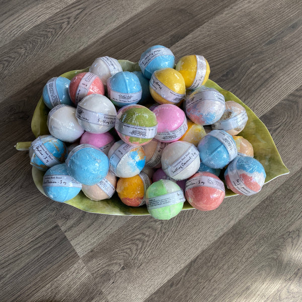Luxurious Bath Bombs