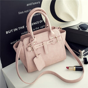 Luxury Leather Lady Crossbody