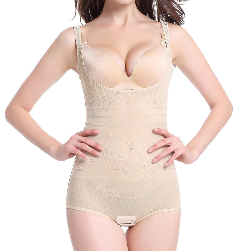 Women's Slimming Underwear Bodysuit Body Shaper