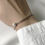 Korean Pure S925 Sterling Silver