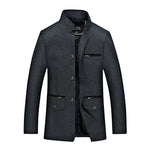 Men's Stand Casual Jacket