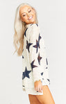 Explosion, Star pattern Blouse