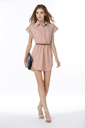 Where is the Party Girls- Lapel dress