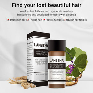 LANBENA-Oil Hair Growth Care