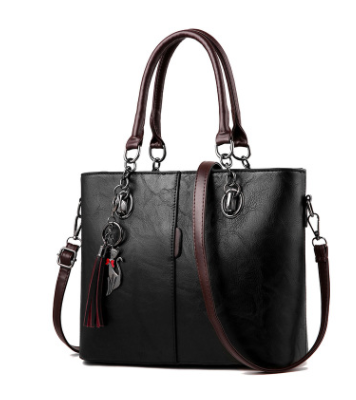 Luxury Handbags Leather Shoulder Bag