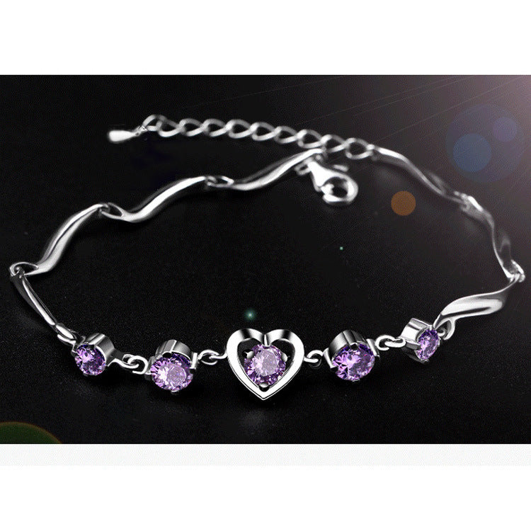 925 Sterling Silver latest Bracelet