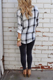 Classic women's Plaid shirt