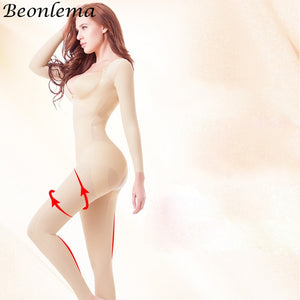 Long Sleeve Stretchy Body Shaper