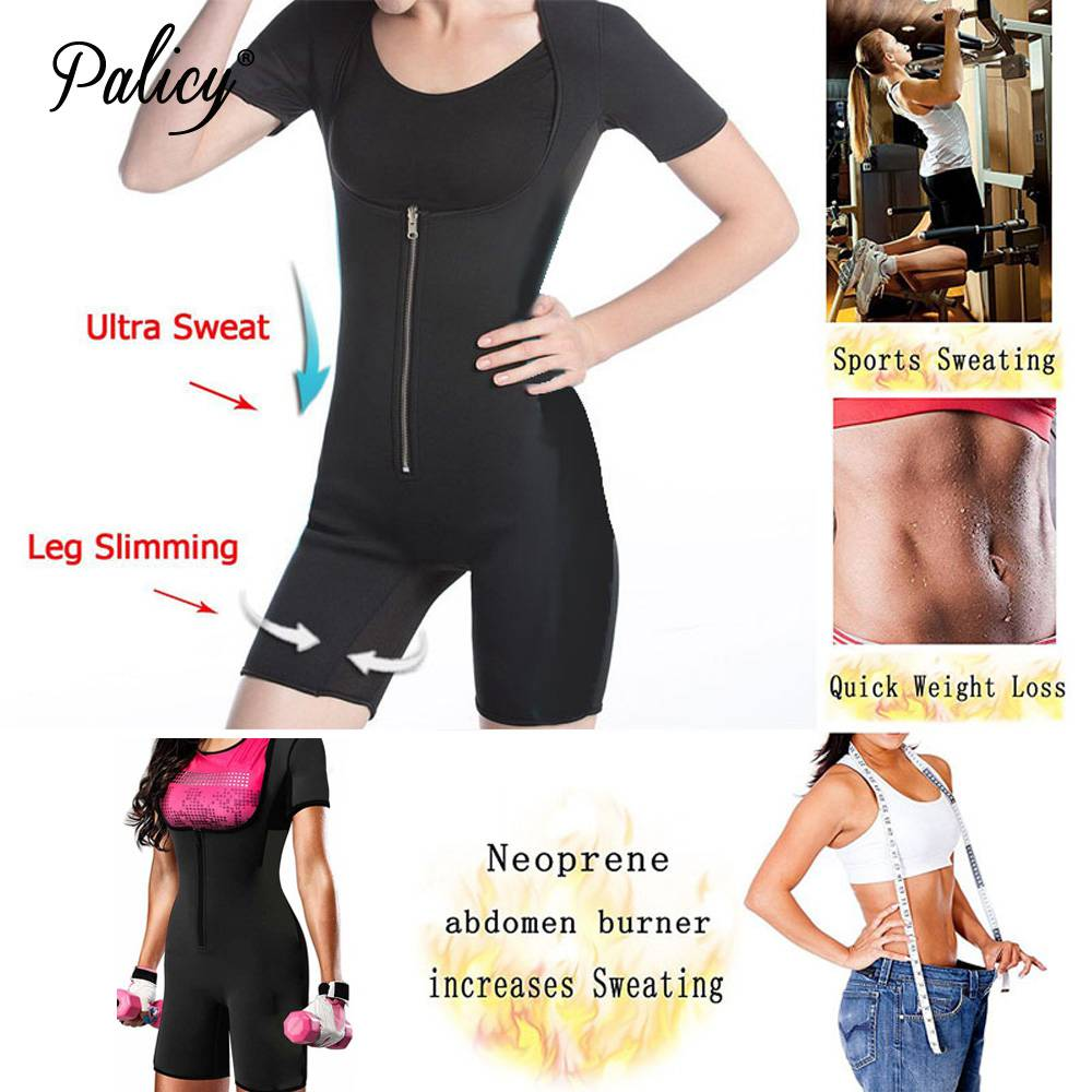 Slimming Body Shapers Zipper Plus Size