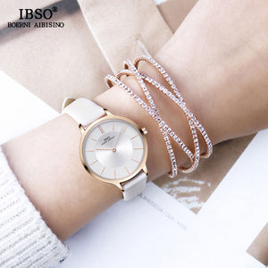 Luxury Watch With Bracelet Valentine's Day Gift