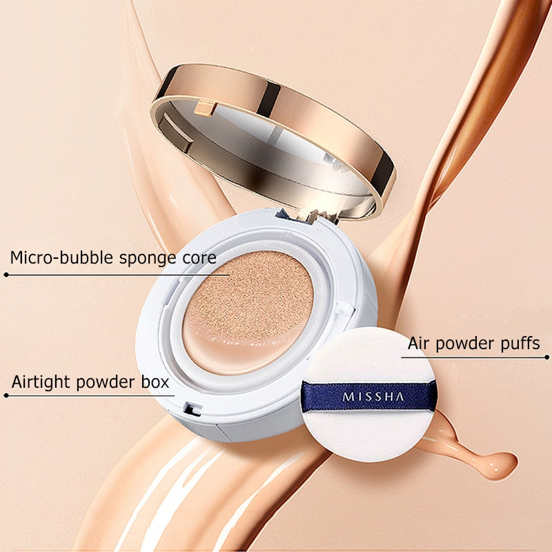 Missha Flawless Magic Cushion