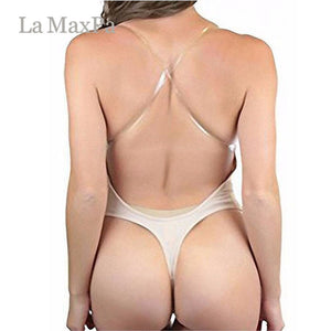 Women's Full Body Shaper Backless