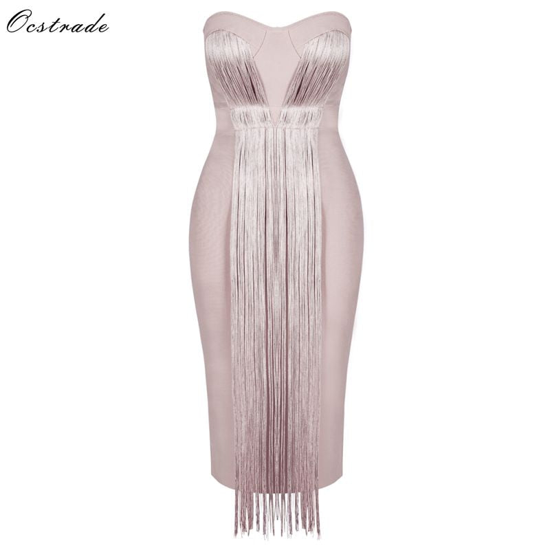 2019 Party Vestidos Bandage Dress