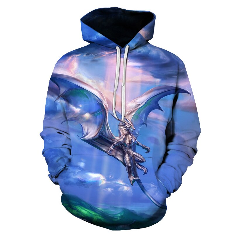 Extrem™ High-Quality Dragon Hoodies -Unisex