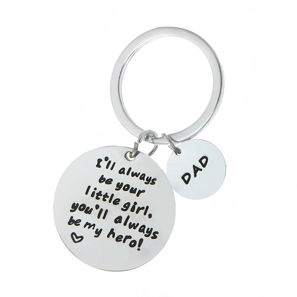 Dad I'll Always Be Your Little Girl- Dad's Christmas Gift