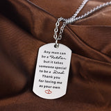 Daddy Special Gift- necklace