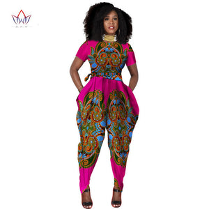 beautiful African women jumper-suit, 100% Cotton