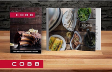 Load image into Gallery viewer, COBB Recipe Cookbook