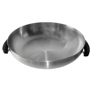 camping grill wok