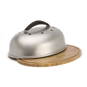 Supreme Bamboo Cutting Board, Oval