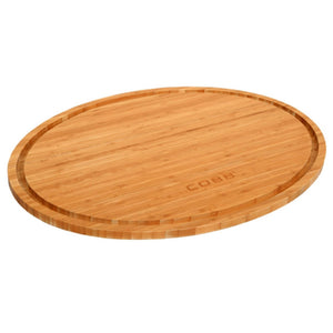 cobb grill cutting board bamboo