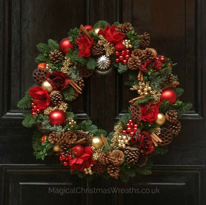 The Magical Christmas Wreath Company London